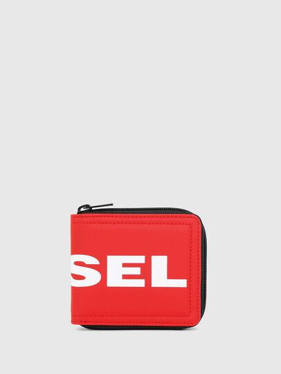 Diesel - ZIPPY HIRESH S, Fire Red - Zip-Round Wallets - Image 1