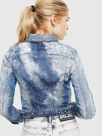 Diesel - D-LIMMY-T,  - Denim Jackets - Image 2