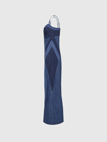Diesel - DE-ARYNA, Light Blue - Dresses - Image 3