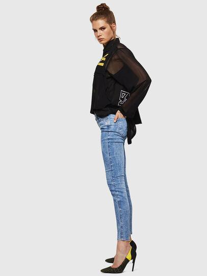 Diesel - Gracey JoggJeans 0870P, Light Blue - Jeans - Image 6