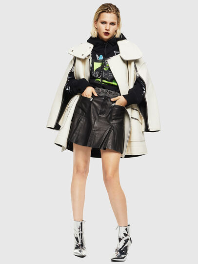 Diesel - W-UDAMYS, White - Winter Jackets - Image 7