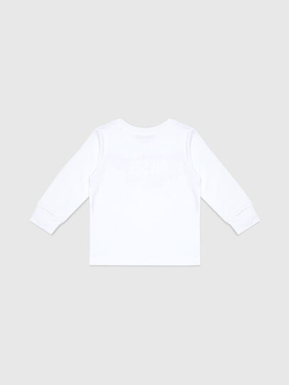 Diesel - TDOSKYB ML-R, White - T-shirts and Tops - Image 2