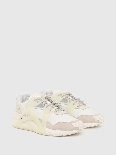 Diesel - S-SERENDIPITY MASK, White - Sneakers - Image 2