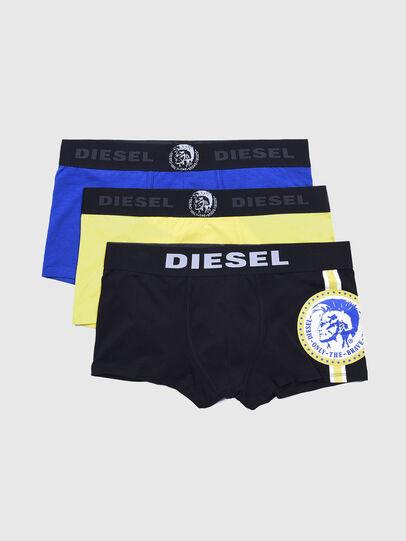 Diesel - UMBX-DAMIENTHREEPACK, Multicolor/Black - Trunks - Image 1