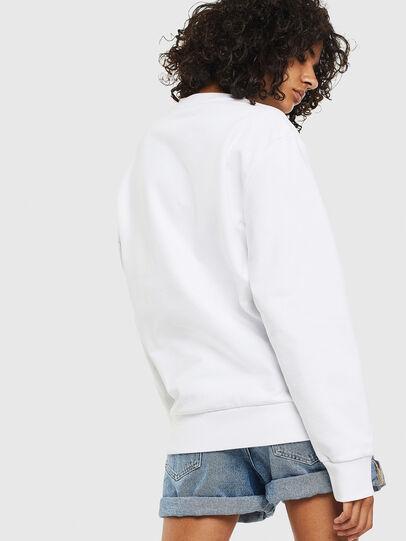 Diesel - S-GIRK-S3, White - Sweaters - Image 4