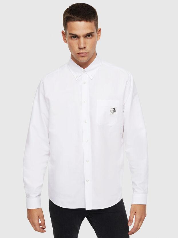 S-JAMES, White - Shirts