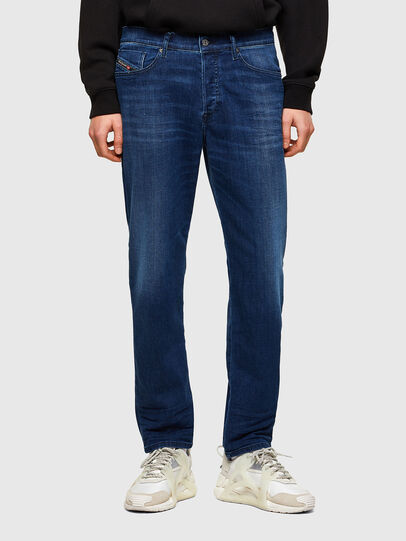 Diesel - D-Fining 069SF, Dark Blue - Jeans - Image 1