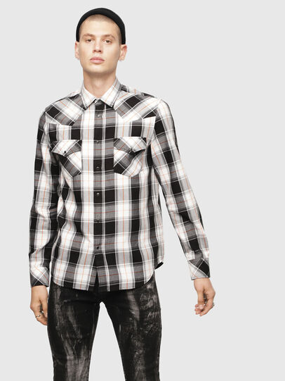 Diesel - S-EAST-LONG-E,  - Shirts - Image 1