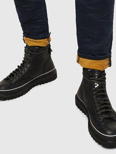 Diesel - Krooley JoggJeans 069MG, Dark Blue - Jeans - Image 5