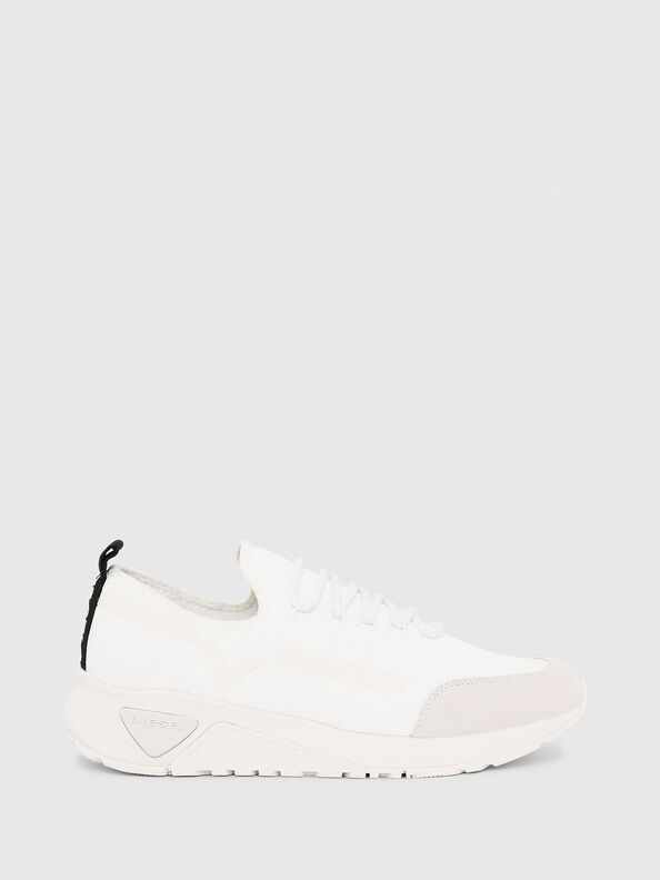 S-KBY STRIPE, White - Sneakers