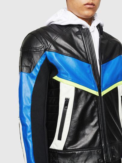 Diesel - ASTARS-LDUE,  - Leather jackets - Image 3