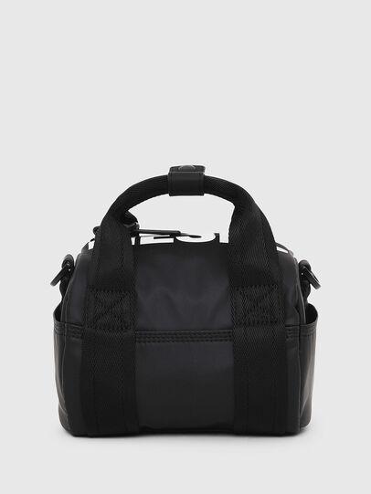 Diesel - F-BOLD MINI, Black - Satchels and Handbags - Image 1