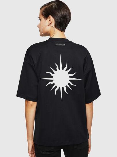 Diesel - TELIX-A, Black - T-Shirts - Image 2