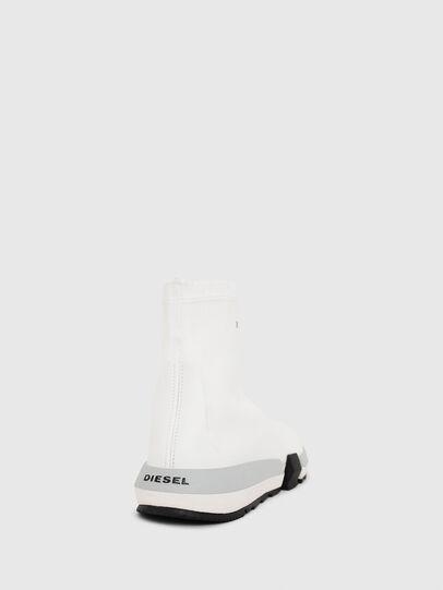 Diesel - H-PADOLA HIGH SOCK W, White - Sneakers - Image 4