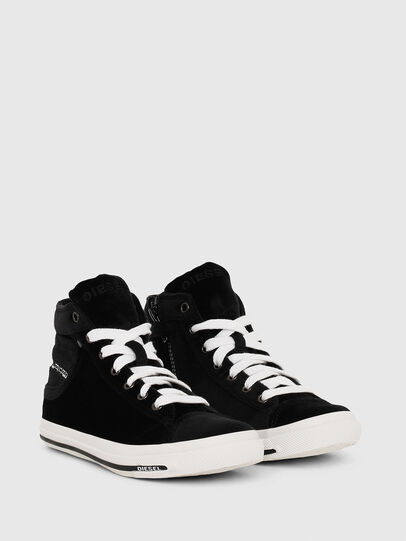 Diesel - SN MID 20 EXPOSURE Y, Black - Footwear - Image 2