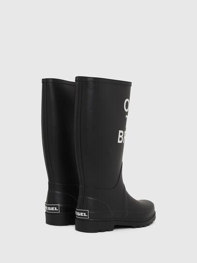Diesel - H-JAARDEN LB, Black - Boots - Image 3