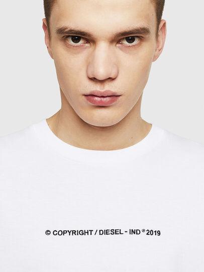 Diesel - T-JUST-LS-COPY,  - T-Shirts - Image 3