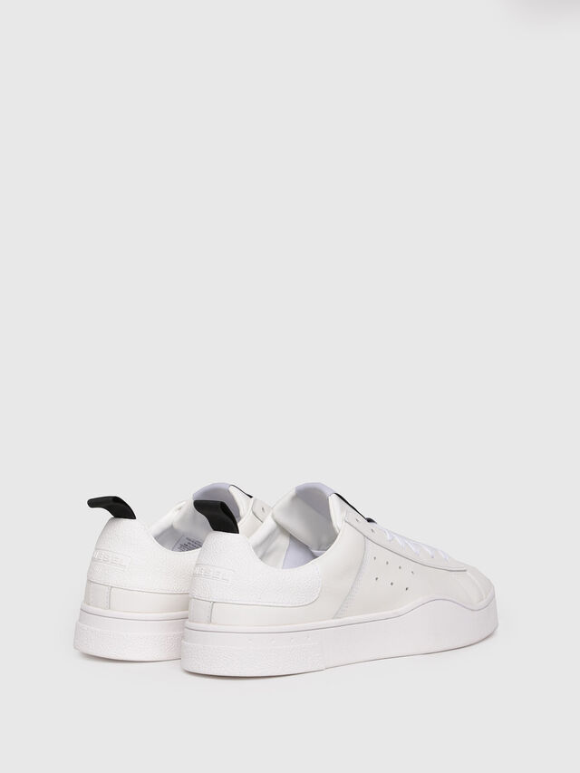 Diesel - S-CLEVER LOW, White - Sneakers - Image 3