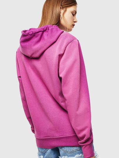 Diesel - S-GIRK-HOOD-SUN, Lilac - Sweaters - Image 4