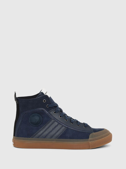 Diesel - S-ASTICO MC LOGO, Blue - Sneakers - Image 1