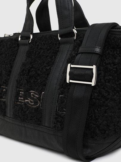 Diesel - THISBAG SATCHEL HP, Black - Bags - Image 6