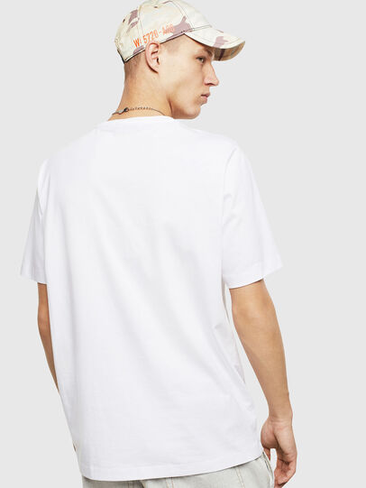 Diesel - T-JUST-POCKET-T17,  - T-Shirts - Image 2