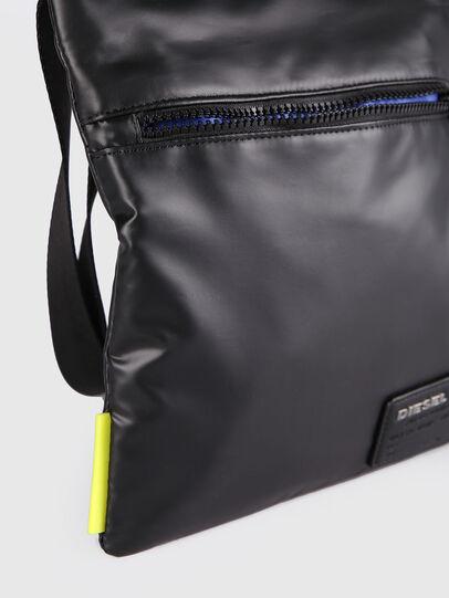 Diesel - F-DISCOVER CROSS, Black - Crossbody Bags - Image 5