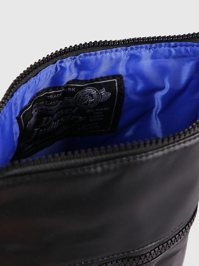 Diesel - F-DISCOVER CROSS, Black - Crossbody Bags - Image 4