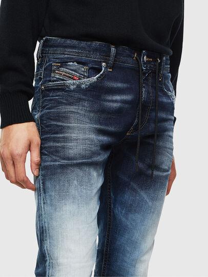 Diesel - Thommer JoggJeans 069KD, Dark Blue - Jeans - Image 3