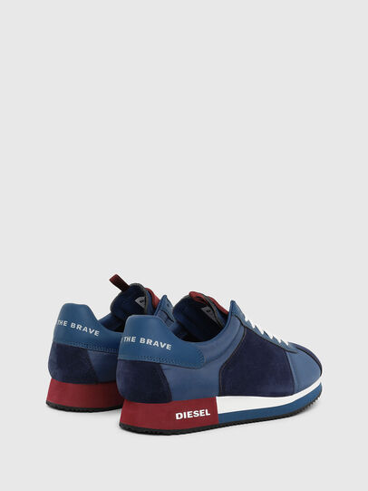 Diesel - S-PYAVE LC, Blue - Sneakers - Image 3