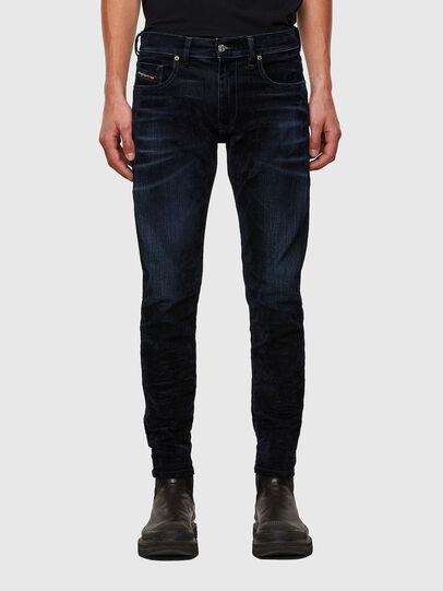 Diesel - D-Strukt 0091U, Dark Blue - Jeans - Image 1