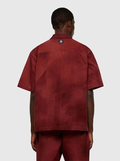 Diesel - S-GUNN-TIE, Red - Shirts - Image 2