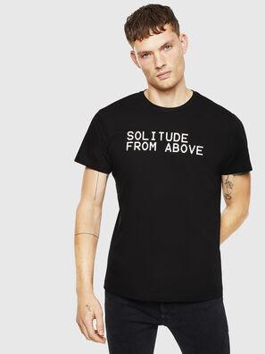T-DIEGO-J13, Black - T-Shirts