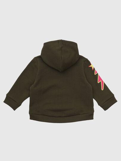 Diesel - SIRYNIUB, Dark Green - Sweaters - Image 2
