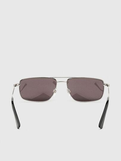Diesel - DL0308, Blue/Grey - Sunglasses - Image 4