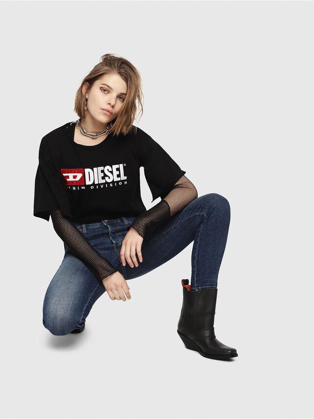 Diesel - Babhila 081AI, Medium blue - Jeans - Image 4