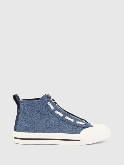 Diesel - S-ASTICO MZIP W, Blue - Sneakers - Image 1