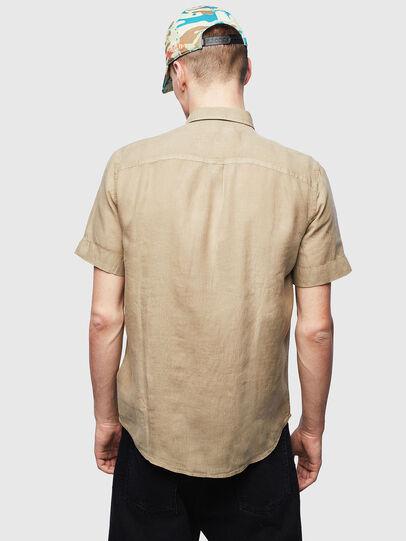 Diesel - S-KIRUMA-B, Beige - Shirts - Image 2
