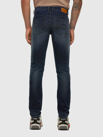 Diesel - Thommer JoggJeans 069NE, Dark Blue - Jeans - Image 2