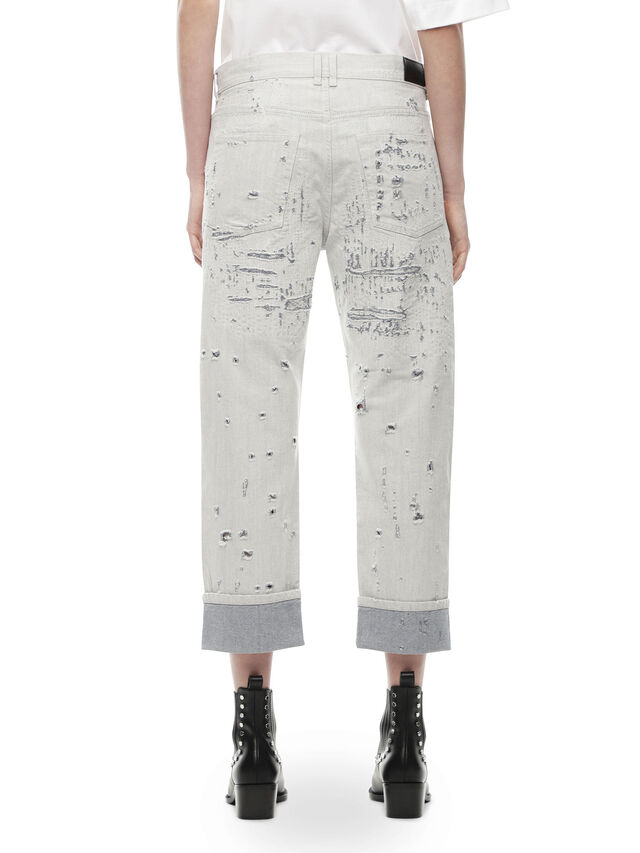 Diesel - TYPE-1815, White - Jeans - Image 2