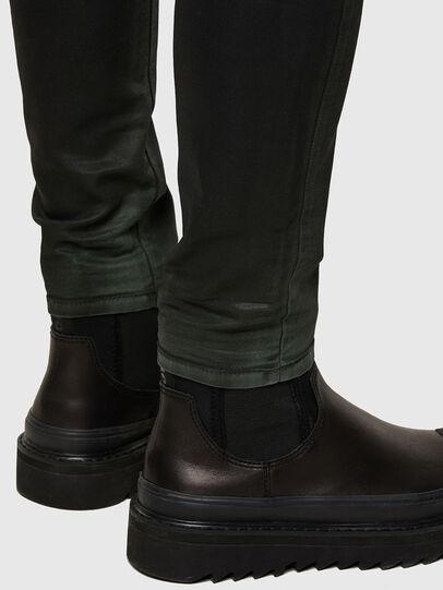 Diesel - D-Strukt JoggJeans 069QX, Black/Green - Jeans - Image 5