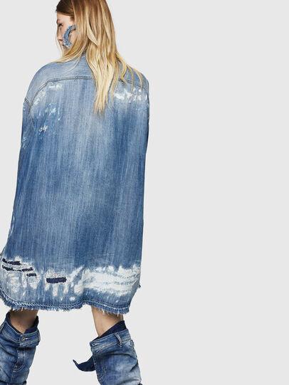 Diesel - DE-EPPIE, Light Blue - Dresses - Image 2