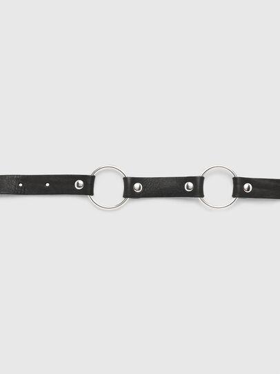 Diesel - B-JAN, Black - Belts - Image 4