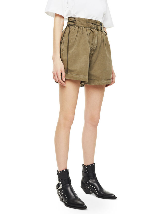 Diesel - SIMONY, Military Green - Shorts - Image 5