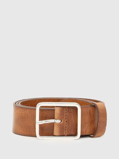 Diesel - B-STRAIGHT, Light Brown - Belts - Image 1