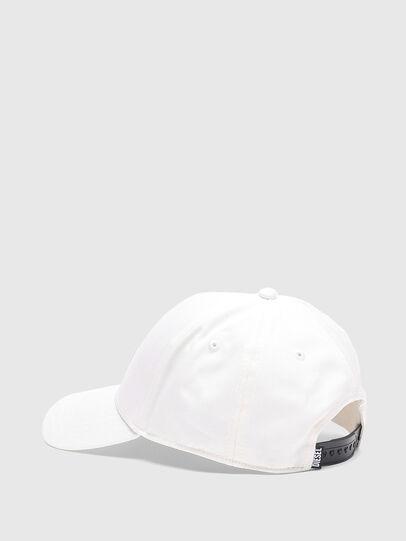 Diesel - CORRY-GUM, White - Caps - Image 2