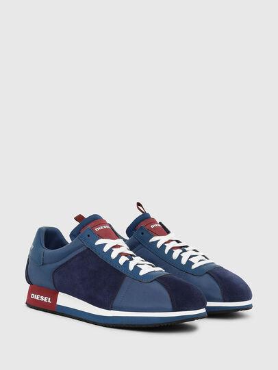 Diesel - S-PYAVE LC, Blue - Sneakers - Image 2