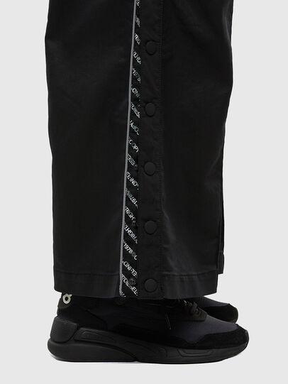 Diesel - D-Jaye JoggJeans 069PF, Black/Dark grey - Jeans - Image 6