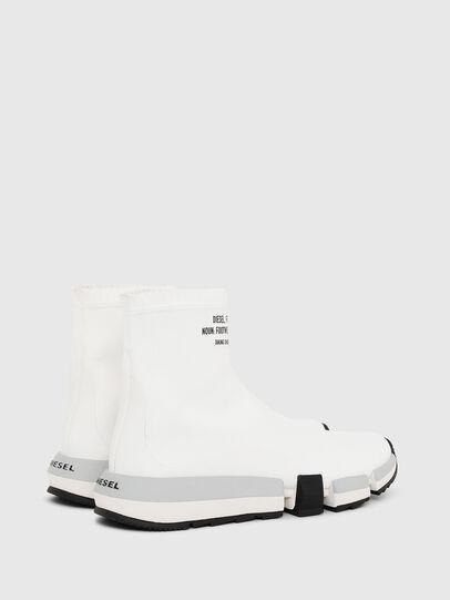 Diesel - H-PADOLA HIGH SOCK W, White - Sneakers - Image 3
