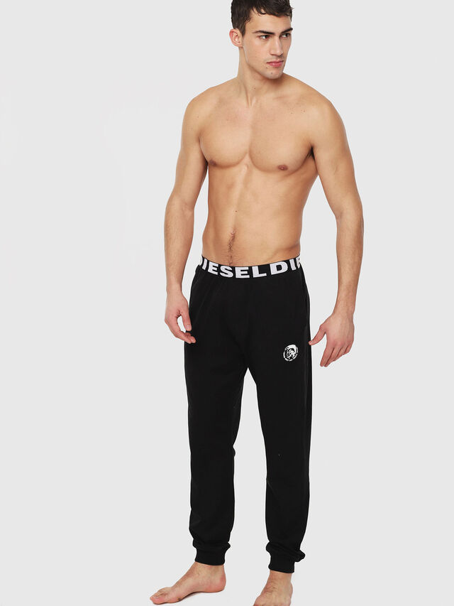 Diesel - UMLB-JULIO, Black - Pants - Image 1